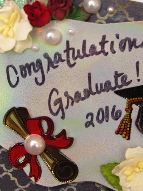 Congrats Graduate 2016_CdeBacaCraftsCard
