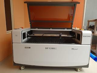 SENFENG 139O I (130w) Cutting and Engraving Machine