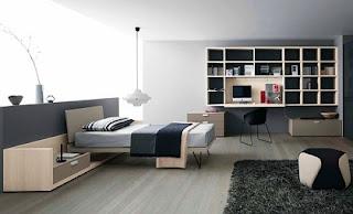 Habitación para chico moderno