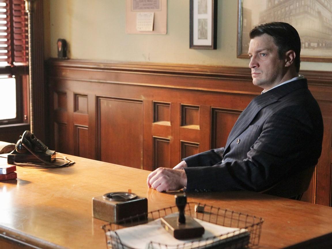 Castle - Season 4 Episode 14: The Blue Butterfly