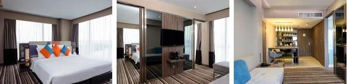 Novotel Bangkok Impact Hotel