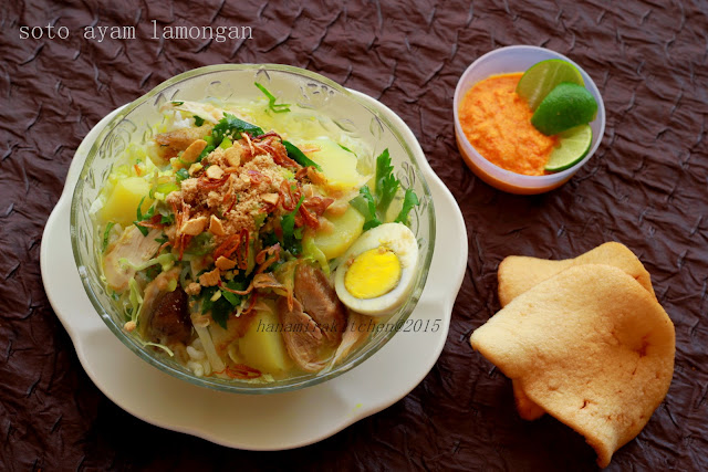 History of Soto Lamongan Chicken