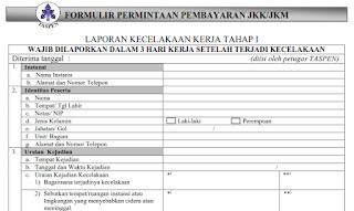 formulir taspen