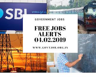 Free Job alert, Government Job,Sarakari Naukari