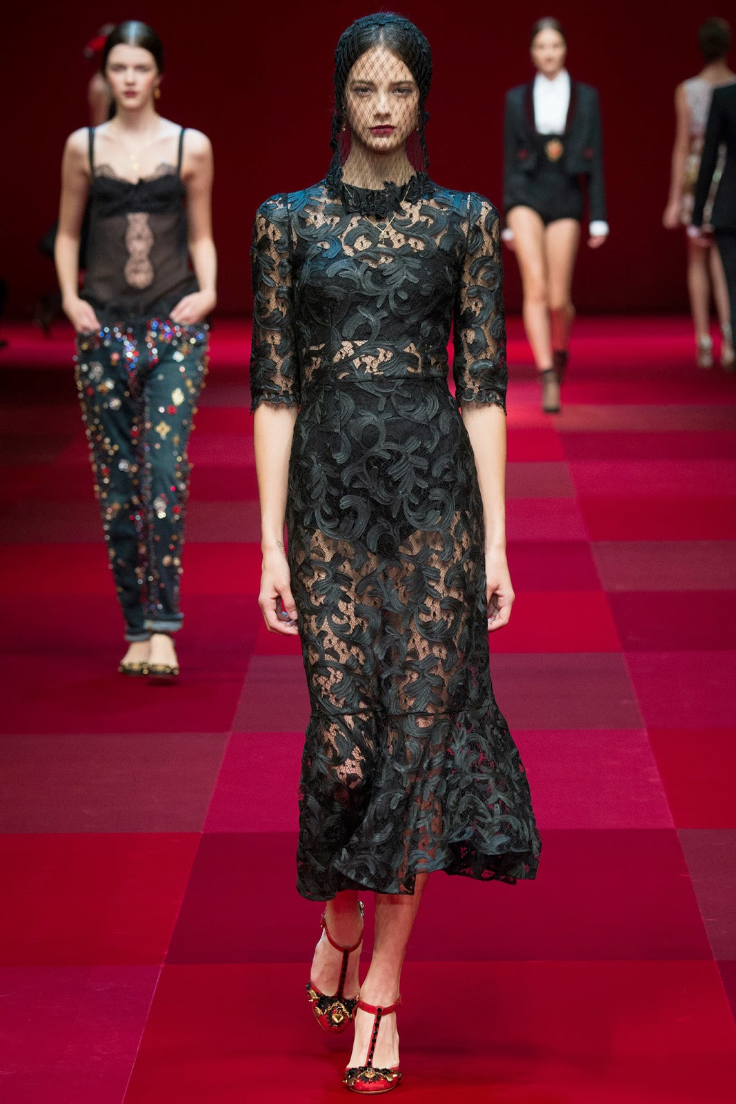 Dolce And Gabbana Winter 2015 Woman Collection: Niwdenapolis: DOLCE AND GABBANA SPRING-SUMMER 2015 CAMPAIGN