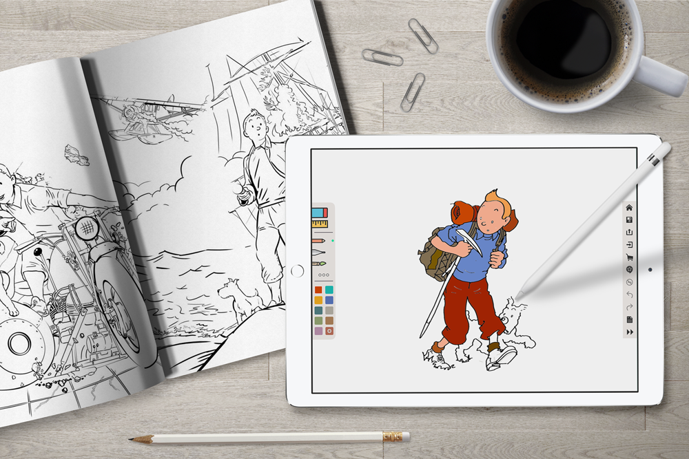 Hightechholic Ios App Of The Month Drawing Desk Draw Paint Doodle Sketch Board