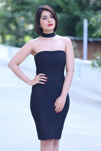 Raashi Khanna Stills at launch of Longines Collection