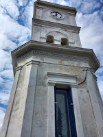 Island of Poros clock tower