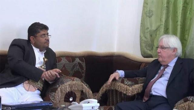 اتفاق امريكي مع المبعوث الاممي لليمن لوقف التصعيد العسكري في اليمن .