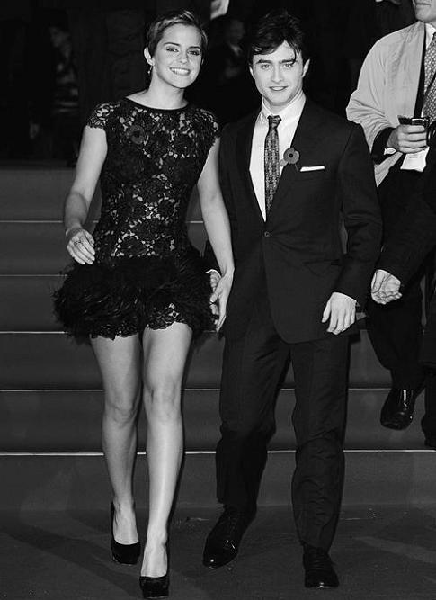 Daniel Radcliffe Emma Watson
