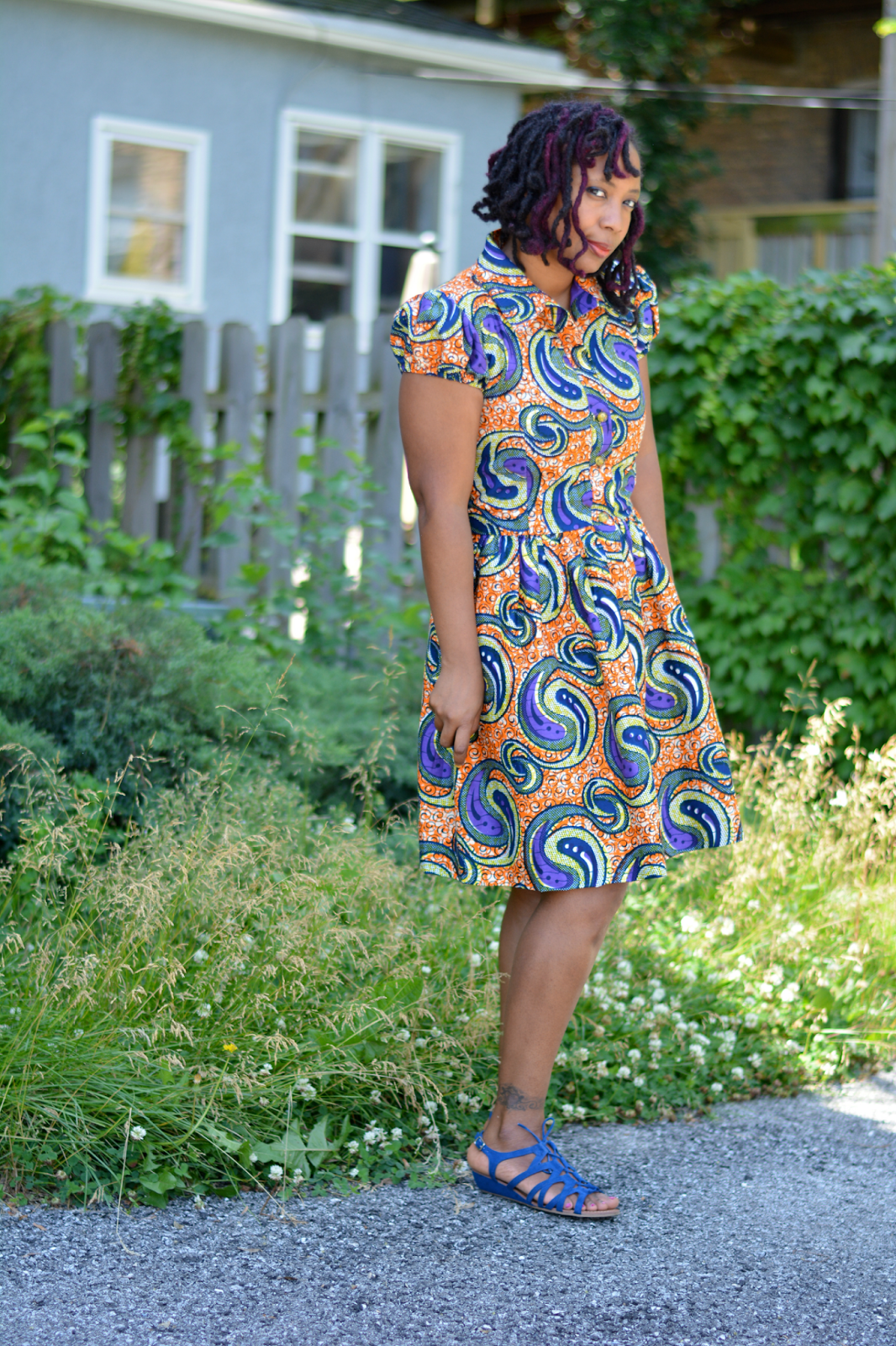 ankara dress ideas