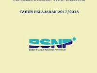 Download POS UN Tahun 2018 (SMP/MTs, SMPTK, SMPLB, SMPT, SMA/MA/SMAK/SMTK, SMALB, SMK/MAK, SUPM, SMAT, SPK)