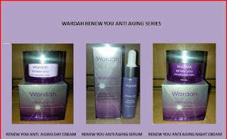 Produk Wardah Untuk Mengencangkan Kulit Wajah Wardah Renew You Anti Aging Series