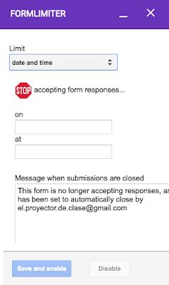 5 complementos para Google Form