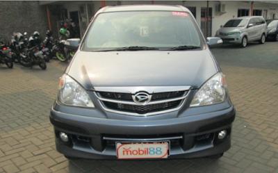 Daihatsu Xenia Gen1 Facelift Tampak Depan