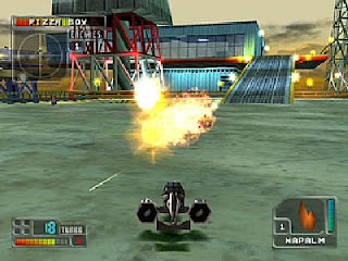 Kode Cheat Twisted Metal 4 PS1 Lengkap