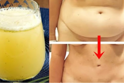 Remedy Sucks Fat!! That Made Me Lose 15kg In 1 Month, Melts All The Fat Accumulated In The Belly Instantly.