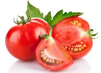 tomat dapat membuat kulit menjadi halus