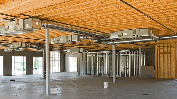 instalación calefacción locales oficinas zaragoza