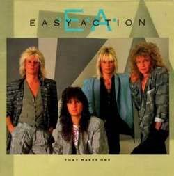 Easy Action That makes one 1986 aor melodic rock
