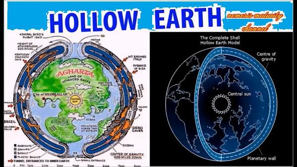 H Γη δεν ειναι αυτό που σας λένε οι ψευδό-επιστήμονες  και σας έμαθαν στα σχολεία
