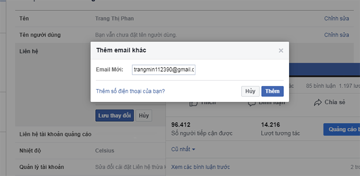 doi dia chi yahoo thanh gmail tren facebook 3