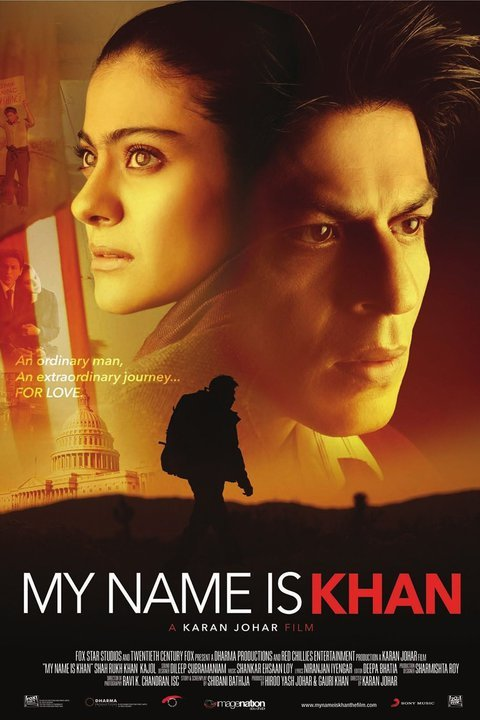 Shah Rukh Khan, Kajol My Name Is Khan Biggest grossing films. The film is released 5000 screens worldwide.