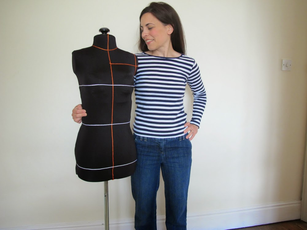Flossie Teacakes How To Make A Stretchy Cover For A Dress