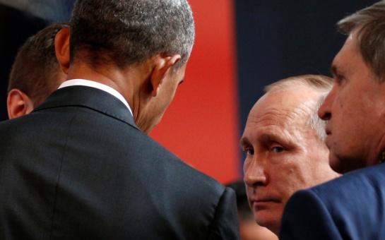 Putin espera último esfuerzo de Obama para resolver crisis siria