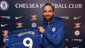 Gonzalo Higuain to Chelsea – No pressure but you need to hit the ground running.