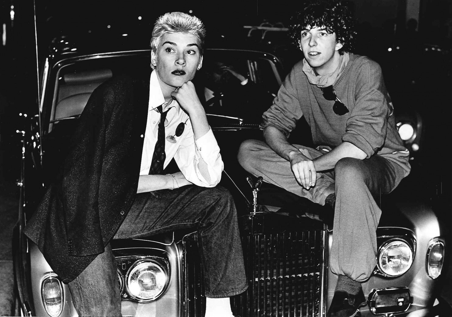 Fascinating Black And White Photographs Captured The 1980s