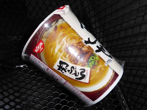 【NISSIN(日清食品)】千とせ 肉うどん(カップうどん)