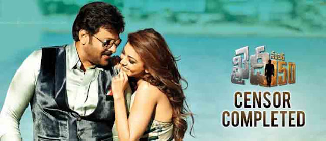 MegaStar's Khaidi No 150 Censor Report Updates