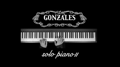 Solo piano II de Chilly Gonzales