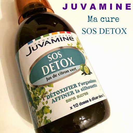 Alimentation équilibrée: Juvamine detox avis