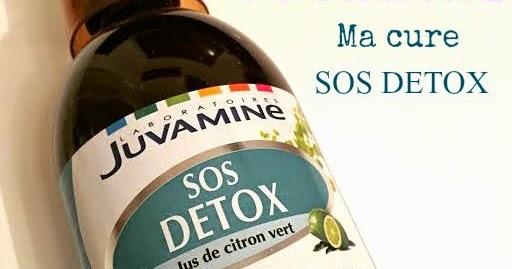 Ma cure détox d'après les fêtes avec Juvamine... / VENUS MAG