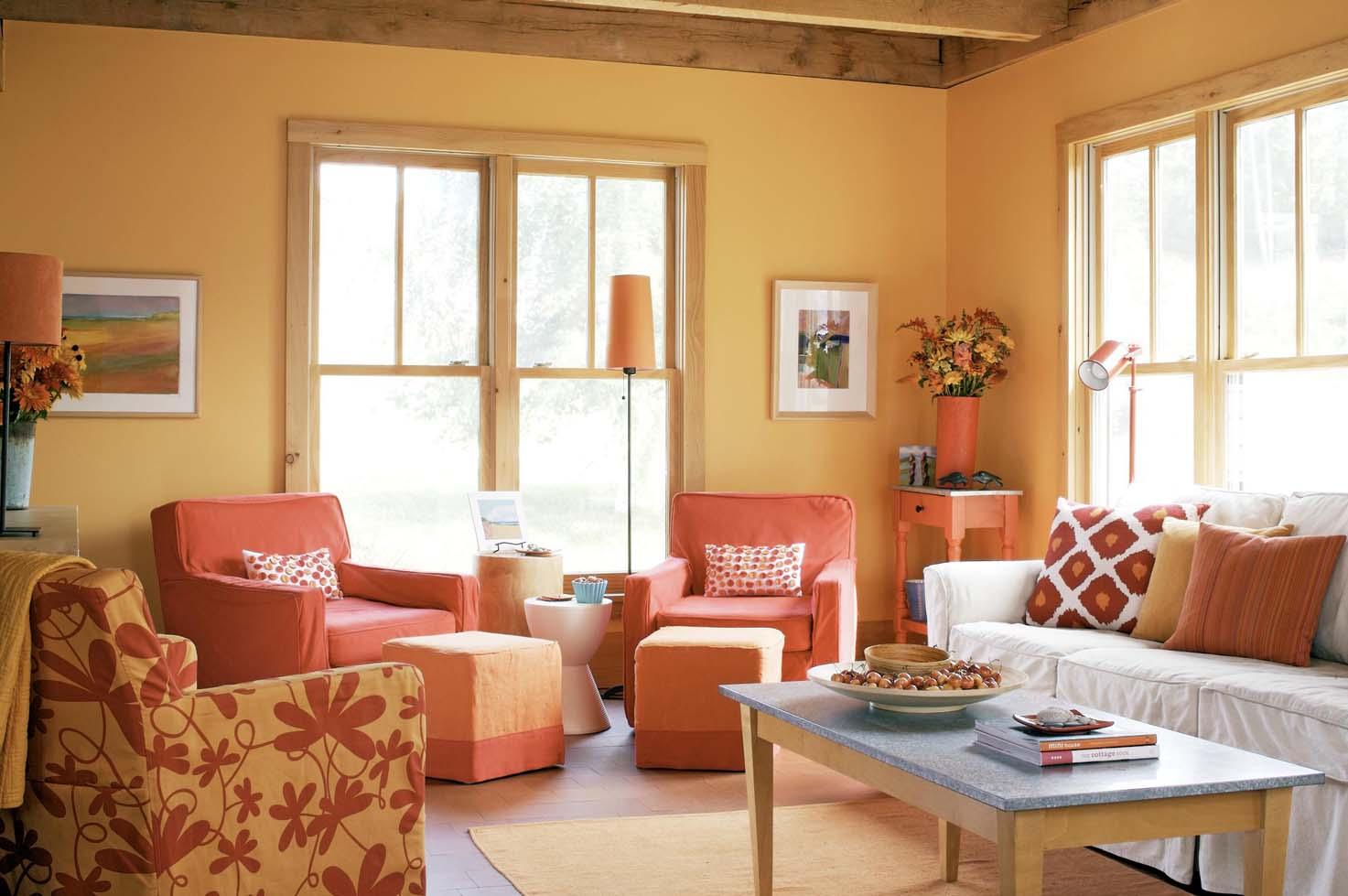 wohnzimmer farben home creation