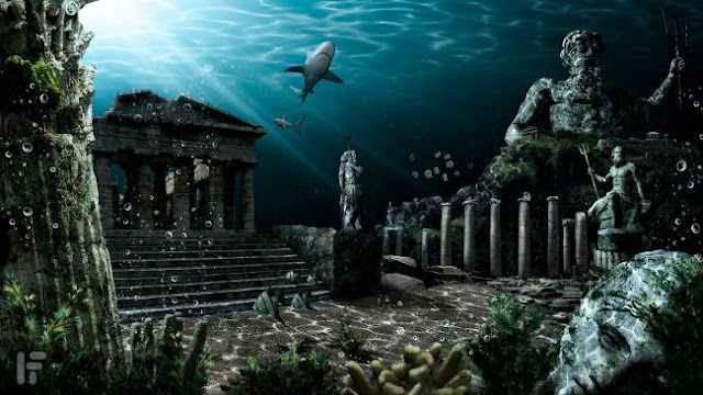 Βρήκαν τη Χαμένη Ατλαντίδα σε λίμνη στην Τουρκία;