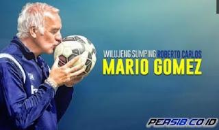 Mario Gomez Tak Jamin Persib Bandung Juara