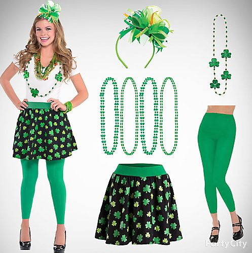 f891f6163b8b5 2019 Saint Patrick's Day Party Outfit, Costume Ideas | Fancy Dress on St. Patrick  Day | St. Patrick's Day 2019, When is, Quotes, Images, Pictures, Parade, ...