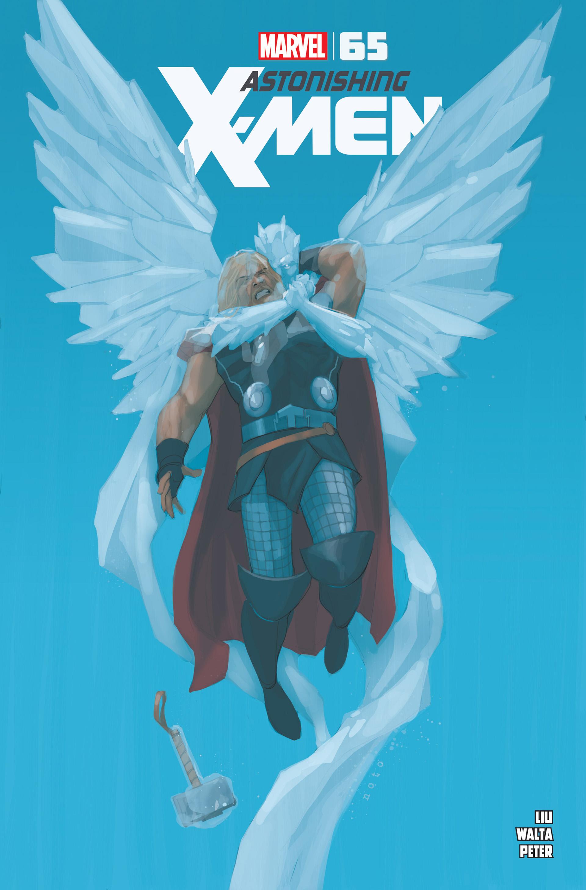 Astonishing X-Men (2004) 65 Page 1
