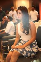 Yamini in Short Mini Skirt and Crop Sleeveless White Top 108.JPG