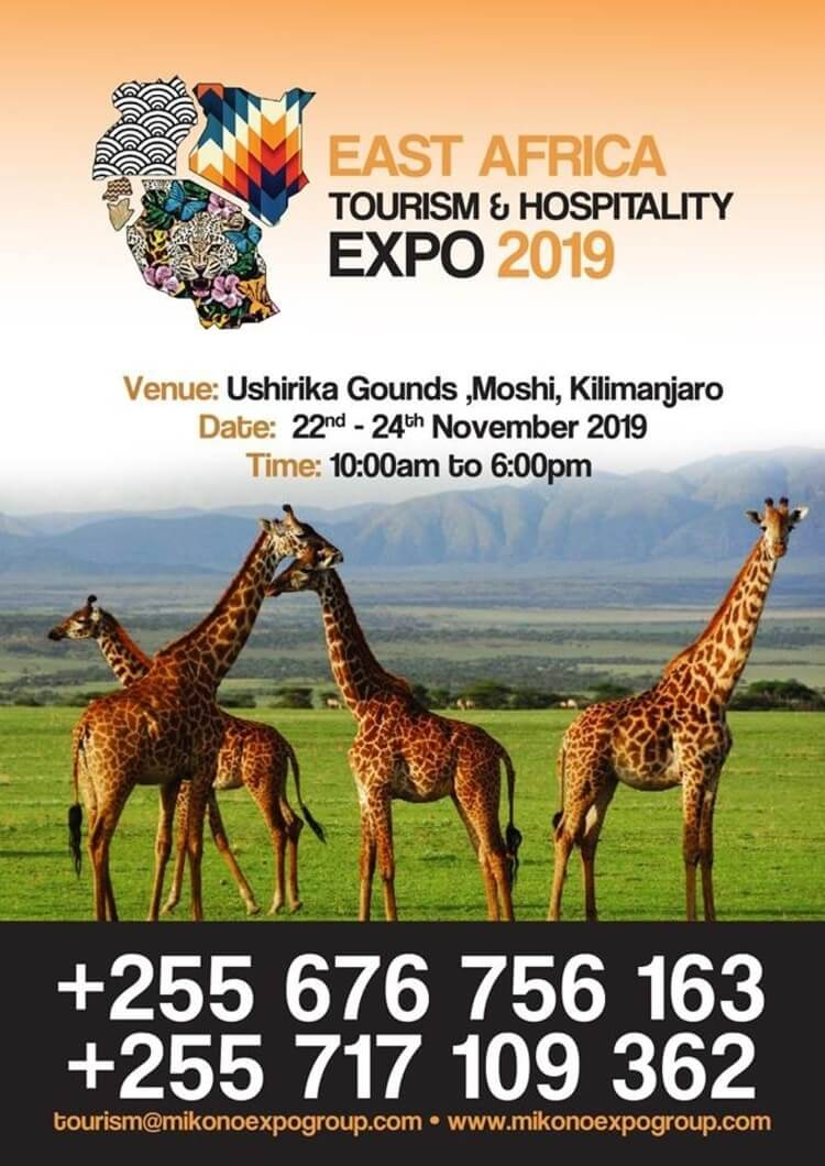 East Africa Tourism and Hospitality Expo 2019