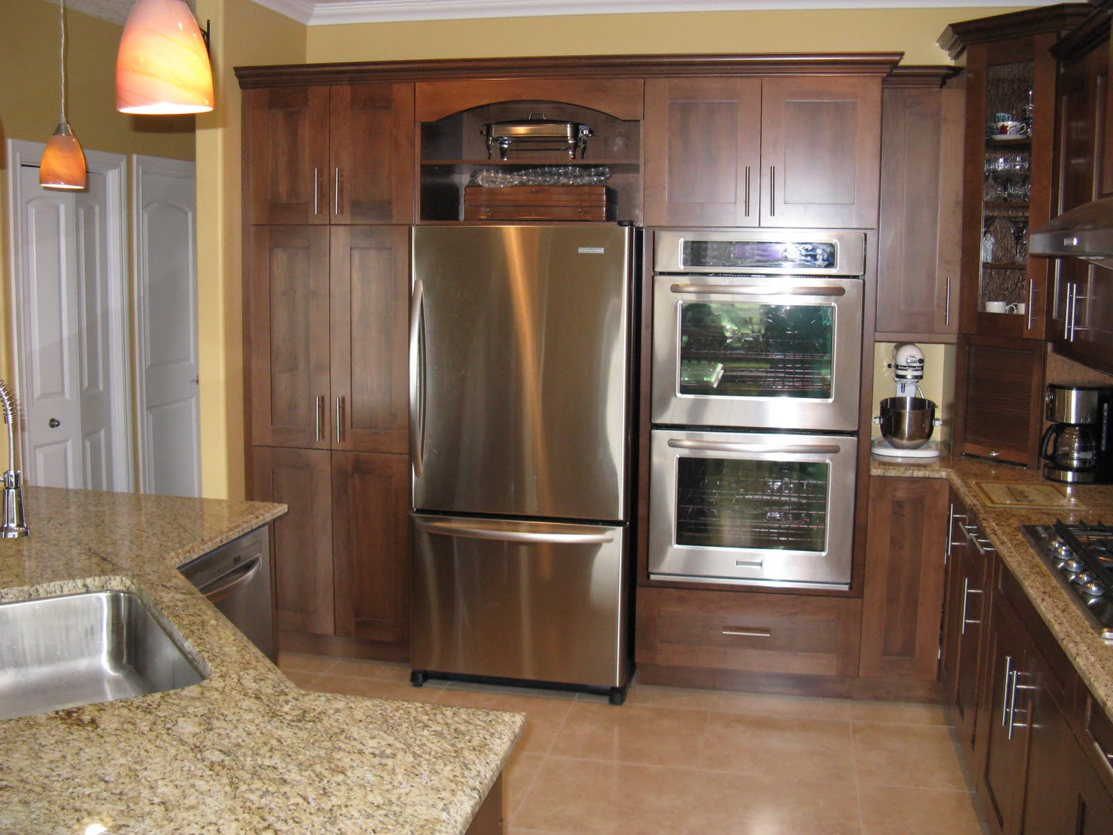 Five Star Photo Gallery Maple Cabinets