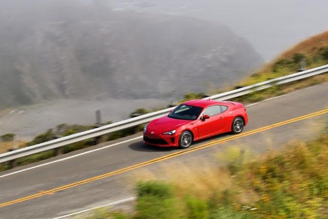 2018 Toyota GT 86 Release Date
