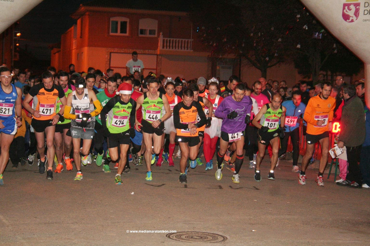 Fotos Carrera Villaornate