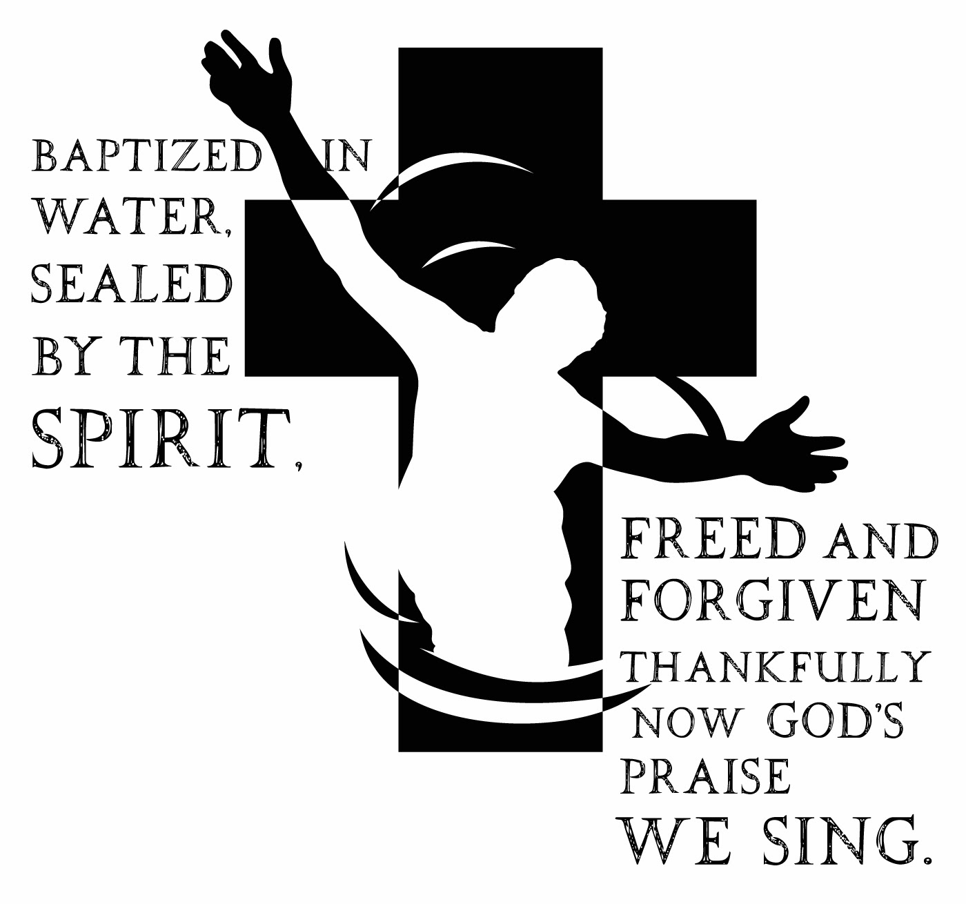 Church Bulletin Clip Art For Baptism Pictures To Pin On