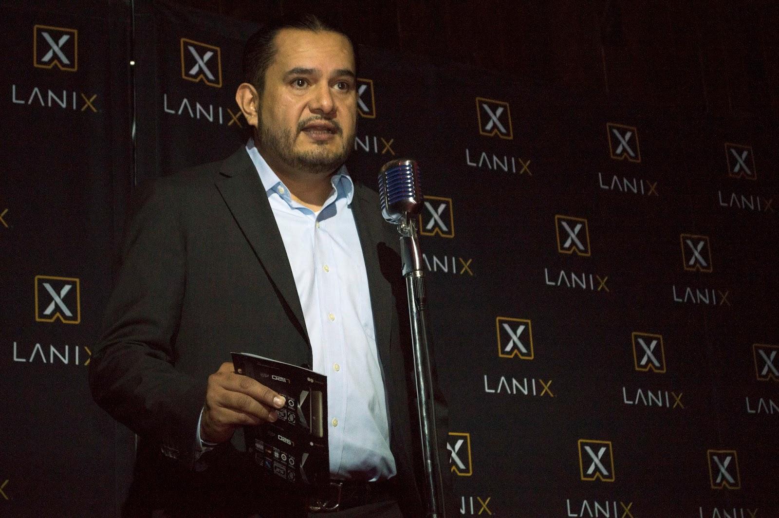 Lanix presenta nueva imagen y nuevos equipos L1120 y x520 ~ Tecnocat