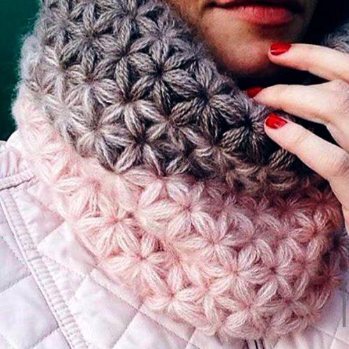 How to Crochet a Jasmine Stitch - Tutorial