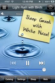 الضوضاء البيضاء